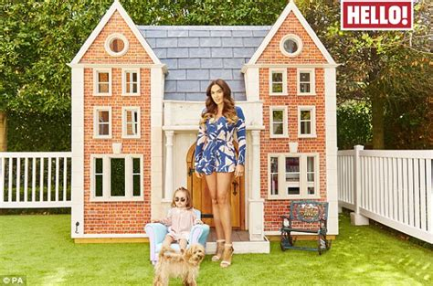 dolls play house the luckiest little girl in the world tamara ecclestone s daughter sophia 2 proud
