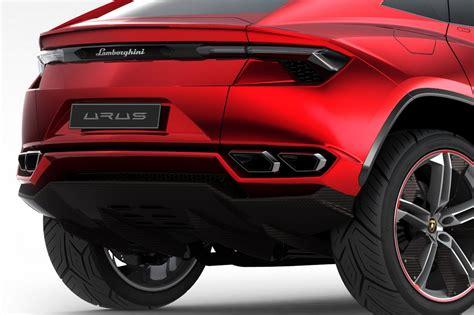 Lamborghini Suv Price Tag Lamborghini Urus Suv To Go Into Production Pursuitist