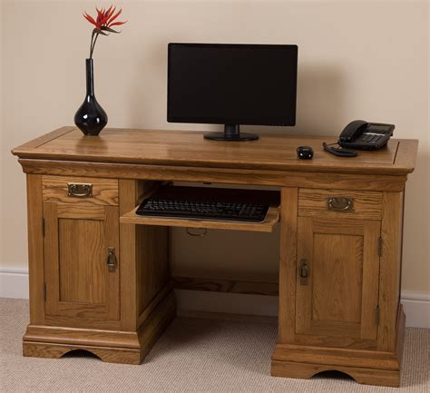 Office Desk Armoire Large Office Desks Richfielduniversity Us