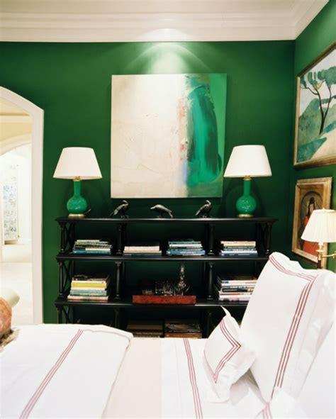 wandfarben ideen schlafzimmer gr 252 nt 246 ne wandfarbe 40 vorschl 228 ge archzine net