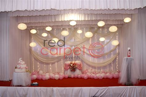 Christening Stage Decoration by Carpet Events Complete Event Management And Wedding
