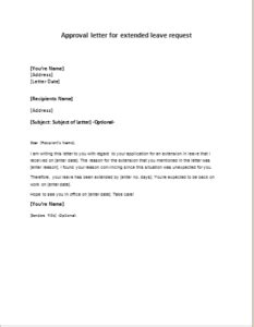 thank you letter to for leave approval sle request letter for leave approval approval letter