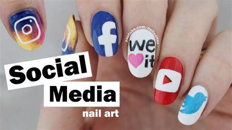 instagram tutorial nail art social media nail art nailed it nz facebook instagram