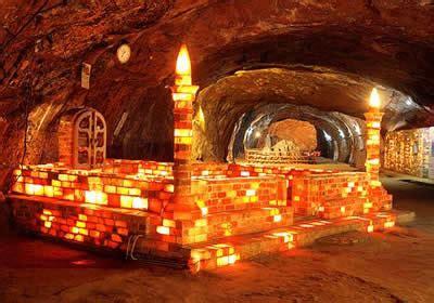 khewra himalayan salt the story of the khewra salt mine source of himalayan