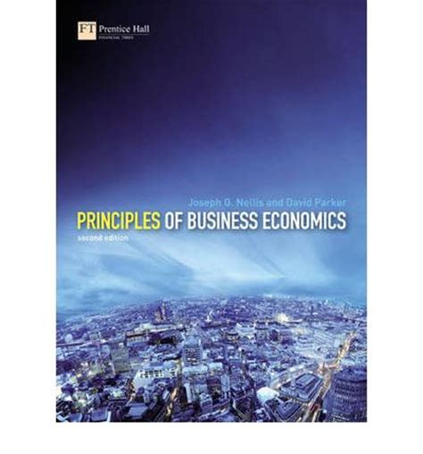 Mba Calculate Percent Of Repeat Business Principle by Principles Of Business Economics J G Nellis 9780273693062