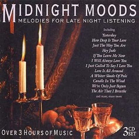 Late Moods Moonlight Bossa midnight moods 2004 various artists songs reviews credits allmusic