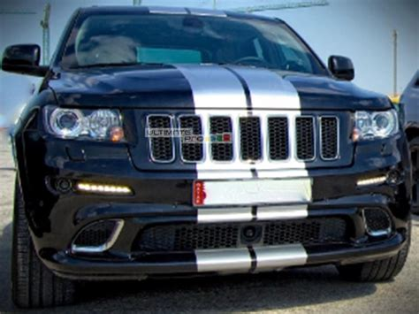 racing jeep grand decal sticker vinyl racing stripe kit compatible with