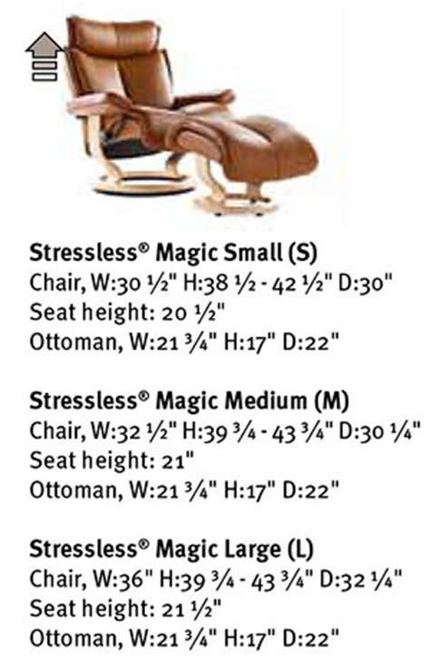ekornes stressless chair dimensions stressless magic recliners chairs ekornes stressless magic