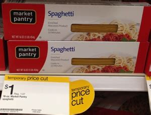 target market pantry pasta only 63 all things target
