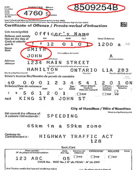 how to get out of a light ticket pay your ticket city of hamilton ontario canada