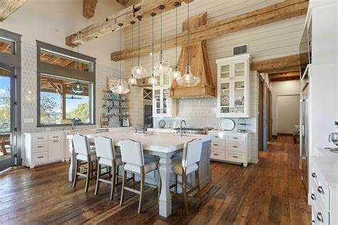 modern farmhouse kitchen color ideas freshome