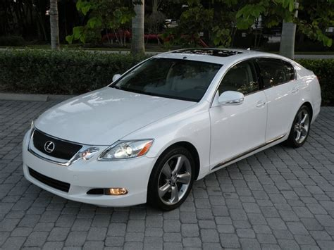 vehicle repair manual 2008 lexus gs parking system 2008 lexus gs 350 for sale in fort myers fl stock 041260