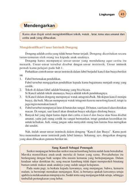 Cara Membuat Puisi Fabel | contoh puisi fabel moco wo