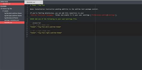 flatland theme sublime text 3 best sublime text 2 and 3 theme for 2014