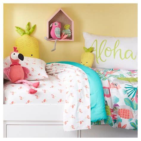 pineapple bed set pineapple throw pillow 20 quot x12 quot yellow pillowfort target