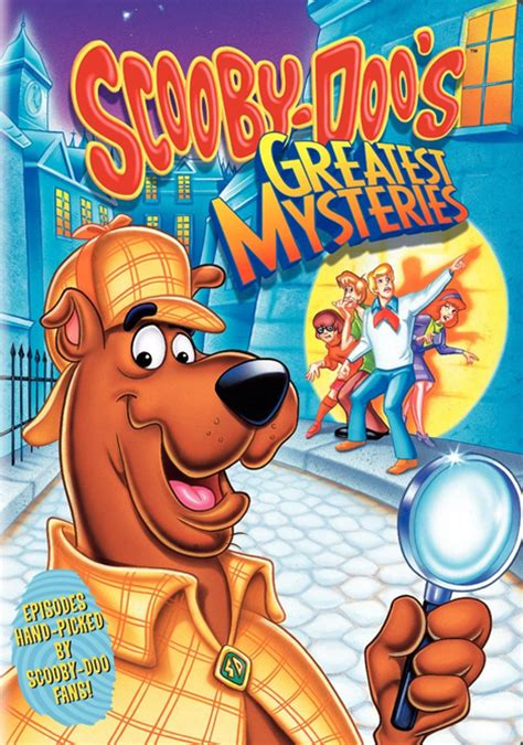 More Scooby Doo Now On Dvd by Scooby Doo S Greatest Mysteries Dvd Scoobypedia The