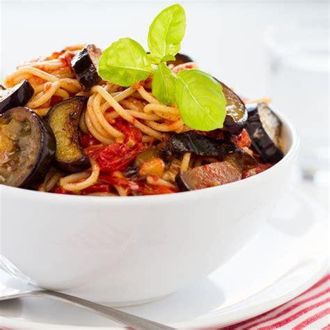 pasta alla norma recette recettes italiennes