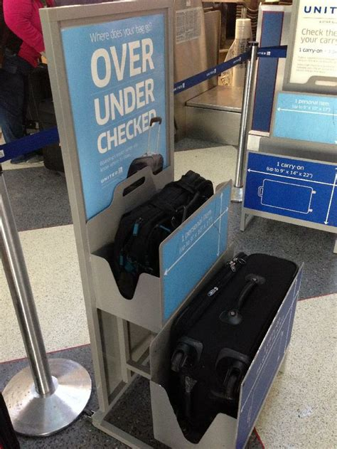 united airline carry on weight new united carry on sizer and enforcement of policy eff