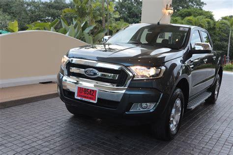 2015 Ford Ranger Cls 4x4 ford เปล ยนใจ เตร ยมจ บ ford ranger ใหม ส งไกลไปอเมร กา