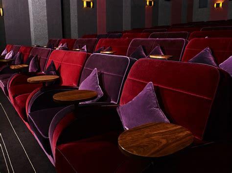 sofa cinema uk lyndon design a box office hit at everyman cinemas