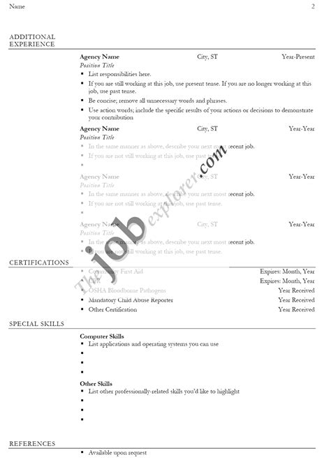 exle of biodata for 14272 simple personal biodata format bio data form docx