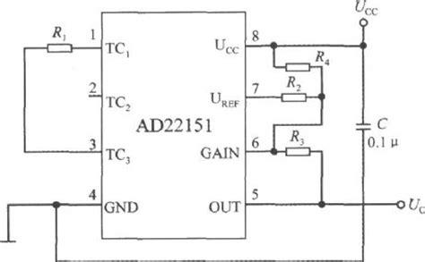 resistor temperature coefficient tc1 tc2 index 313 circuit diagram seekic