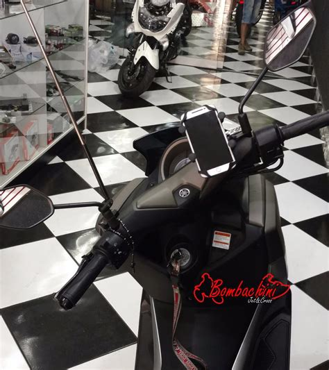 suporte celular nmax 160 gps moto pcx150 carregador usb r 98 00 em mercado livre