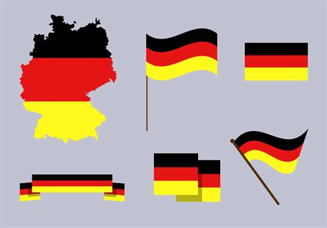 germany map vector   vector art stock
