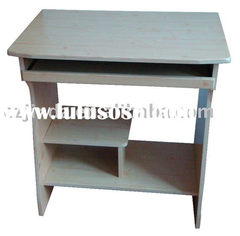 small wood computer desk small wood desk simple home decoration tips
