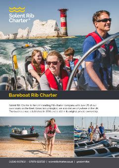 bareboat rib hire rib hire and rib charter from the uk s largest operator