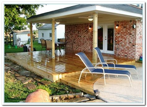 Decking Ideas Designs For Patio Home And Cabinet Reviews Backyard Deck Design Ideas