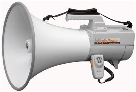 Speaker Toa Megaphone Er 2230w Toa Corporation