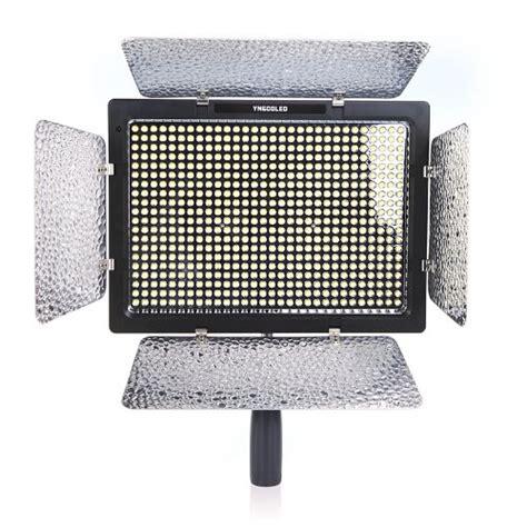 Yongnuo Yn 600 yongnuo yn 600 600led studio light l color temperature adjustable for canon nikon