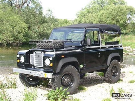 1988 land rover lr 90 v8 landy point edition road