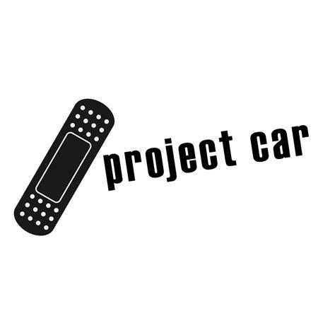 jdm car stickers jdm bandage project car vinyl sticker car decal