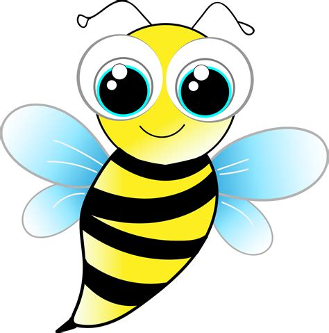 bee clipart yellow bee clip www imgkid the image kid has it