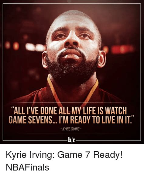 Game 7 Memes - all i ve done all my life is watch game sevens i m ready