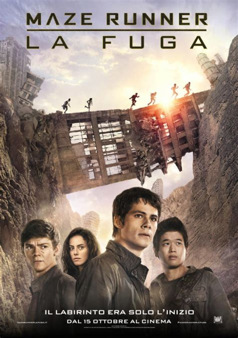 ulasan film maze runner 2 maze runner la fuga film 2015