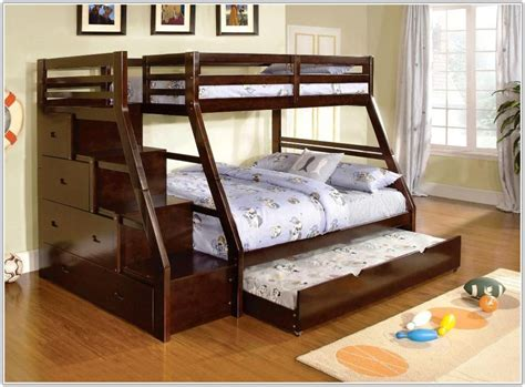 queen and twin bunk bed bunk bed twin over queen ikea uncategorized interior