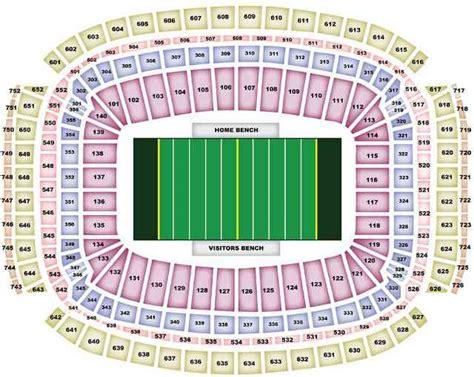 houston reliant stadium seating chart houston texans seating chart texansseatingchart
