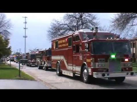 firefighter lights and sirens lights and sirens fire truck parade justice 100 years