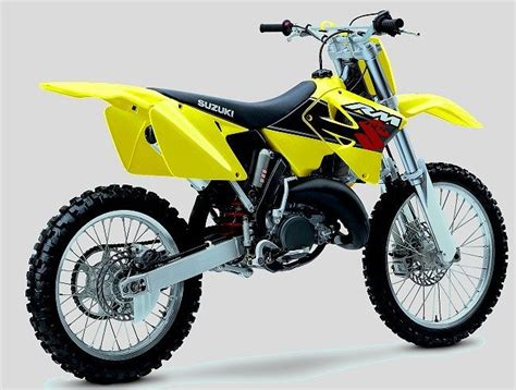 Suzuki Dirt Bike 125cc How To Gear Shift A 125cc Dirt Bike Ehow Uk