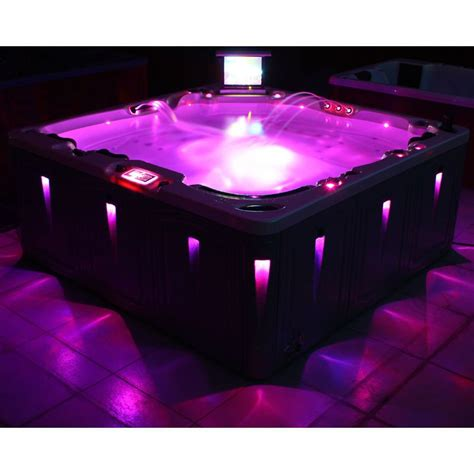 buy jacuzzi bathtub hot tub cleopatra massage bathtub luxury outdoor spa with led light buy outdoor spa