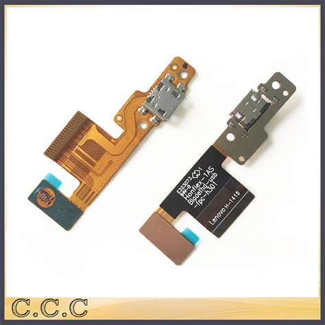 Connector Charger Lenovo S930 Standart Original original charging board for lenovo pad b8080 usb charger