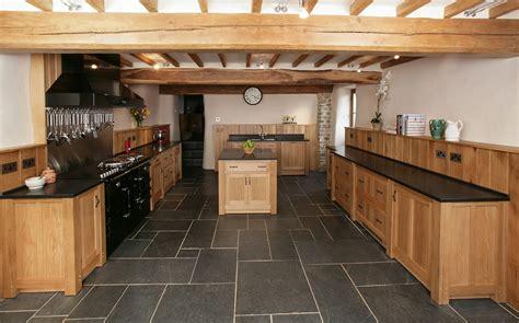 Free Standing Kitchen Island Solid Wood Kitchen Built In Appliances Granite Worktop