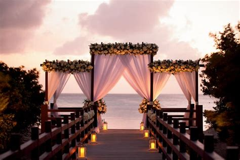 best wedding locations in the caribbean weddings venues the ritz carlton aruba