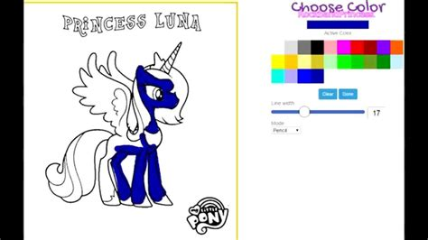 my little pony princess coloring pages my little pony