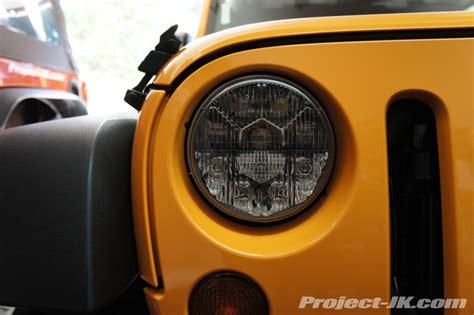 Truck Lite Jeep Jk Truck Lite Led Headlights