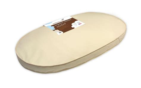 Oval Crib Mattress by Naturepedic Crib Mattress Oval Stokke Sleepi Crib