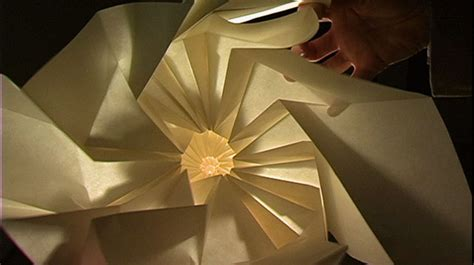 Science Origami - between the folds the science and of origami